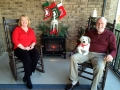 Santa Bob, Diane and Snoopy.jpg